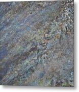Blue Nebula #2 Metal Print
