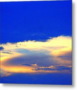 Blue Skys Metal Print by Bret Worrell