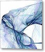 Blueangel Metal Print