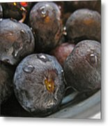 Blueberries  Metal Print