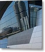 Bmw Hq Metal Print