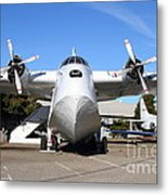 Boac British Overseas Airways Corporation Speedbird Flying Boat . 7d11246 Metal Print