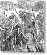 Boadicea (d. 62 A.d.) Metal Print