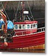 Boat 0001 Metal Print