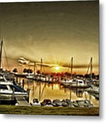 Boaters' Delight Metal Print