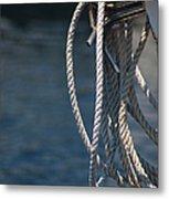 Boating Time Metal Print