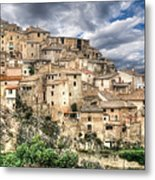 Bocairent Metal Print
