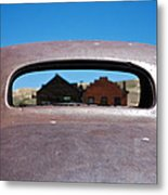 Bodie Ghost Town I - Old West Metal Print