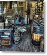 Bodie State Historic Park California General Store Metal Print