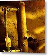 Boiler Room Metal Print