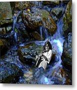 Bolin Creek Metal Print