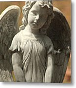 Bonaventure Angel 4 Metal Print