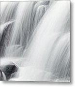 Bond Falls Detail Metal Print