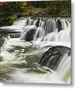 Bond Falls Upper 4 Metal Print