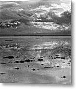 Bonneville Salt Flats Two Metal Print