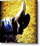 Boots1 Metal Print