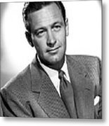 Born Yesterday, William Holden, 1950 Metal Print by Everett