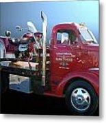 Boss Hoss Truck Metal Print