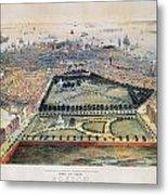 Boston, 1850 Metal Print