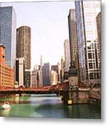 Chicago Skyscraper 2 Metal Print