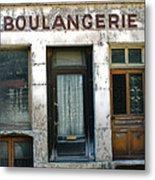 Boulangerie Metal Print by Georgia Fowler