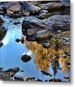 Boulder Creek Metal Print