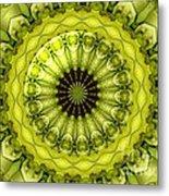 Bouquet Of Roses Kaleidoscope 11 Metal Print