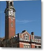 Bournemouth College Metal Print