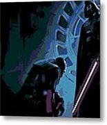 Bow To The Dark Side Metal Print