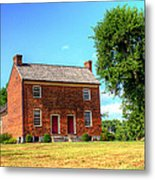 Bowen Plantation House 002 Metal Print