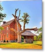 Bowen Plantation House 003 Metal Print