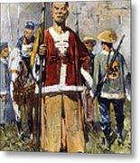 Boxer Rebellion, 1900 Metal Print