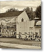 Boyertown No Place For Hate Metal Print