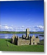 Boyle Abbey, Ballina, Co Mayo Metal Print