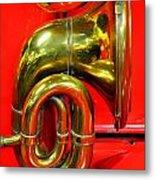 Brass Band Metal Print