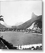 Brazil: Rio De Janeiro Metal Print