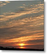 Break Of Day Metal Print