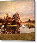 Brian's Bridge Metal Print by Jai Johnson