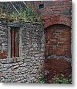 Brick And Stone England Metal Print