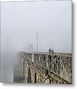 Bridge - 3 Metal Print by Okan YILMAZ