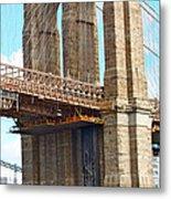 Bridge View One Metal Print