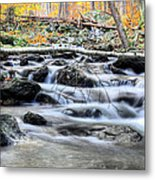 Bridges Metal Print