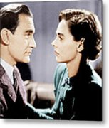 Brief Encounter, From Left Trevor Metal Print