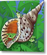 Bright Eyes Metal Print