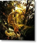 Bring The Light Metal Print
