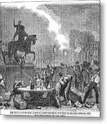 Bristol: Reform Riot, 1831 Metal Print
