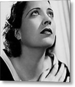 British Agent, Kay Francis, 1934 Metal Print by Everett
