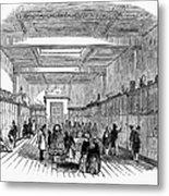 British Museum, 1845 Metal Print