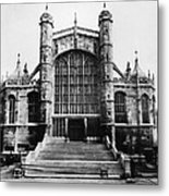 British Royalty. St. Georges Chapel Metal Print
