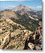 Brokeoff Mountain Peak Metal Print